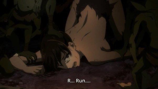 goblin slayer anime episode 1