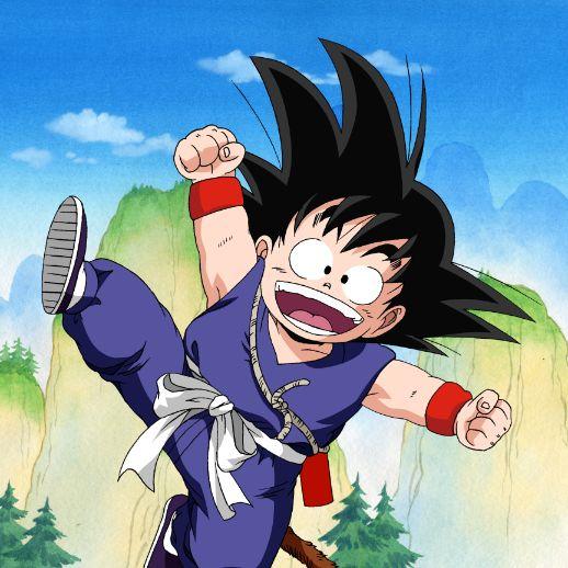 goku season 1 dragon ball kid 1