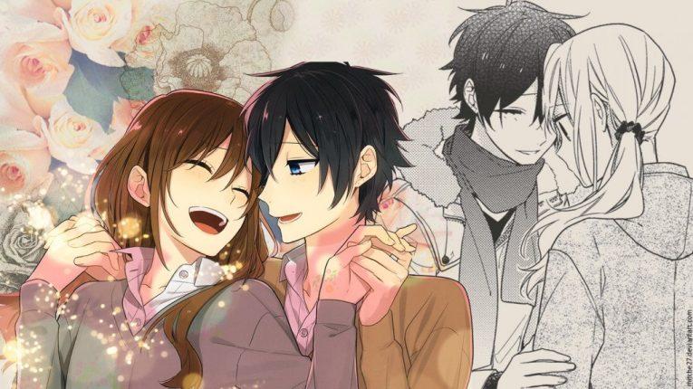 horiyama anime wallpaper