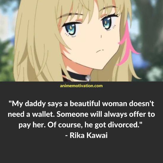 rika kawai quotes