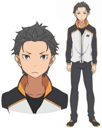 subaru natsuki outfit 1
