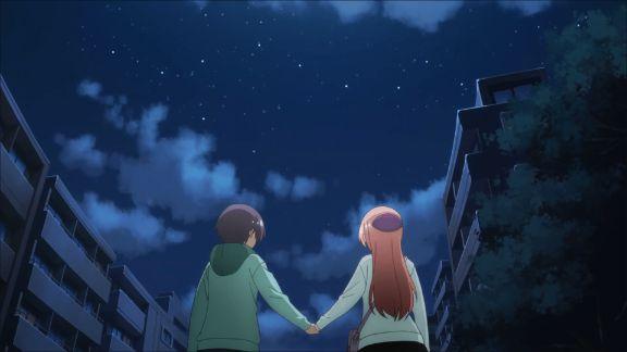 tsukasa and nasa holding hands episode 1