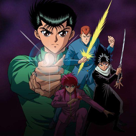 yu yu hakusho anime classic