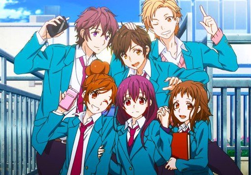 zutto anime series