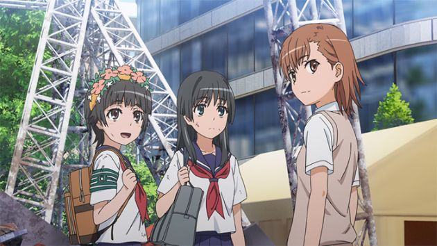A Certain Scientific Railgun series academy city