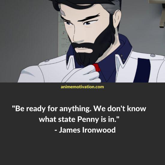 James Ironwood RWBY quotes 2