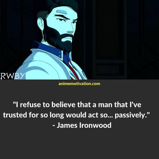 James Ironwood RWBY quotes 3