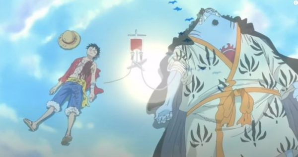 Jinbe Gives Luffy his Blood 1 e1615225874698
