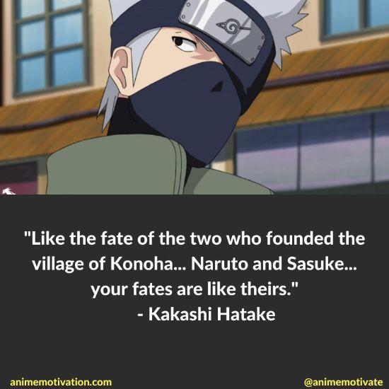 Kakashi Hatake Quotes Naruto 10 1