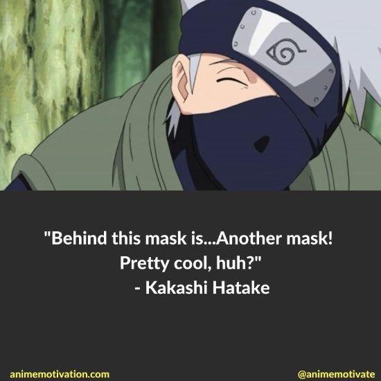 Kakashi Hatake Quotes Naruto 2