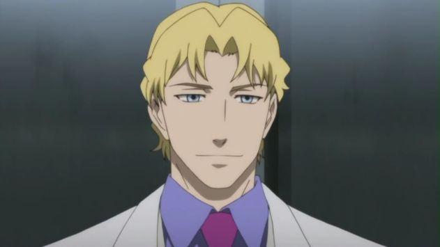 November 11 Darker Than Black blond