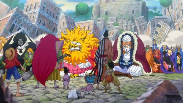 Raizo is Safe One Piece