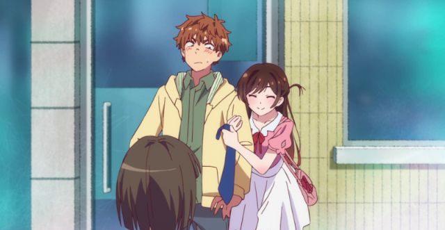 Rent A Girlfriend kazuya and ichinose kawaii e1615052358360