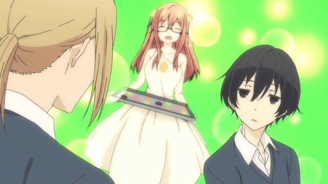 Tanaka Kun Is Always Listless kawaii