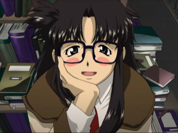 Yomiko Readman half british half japanese