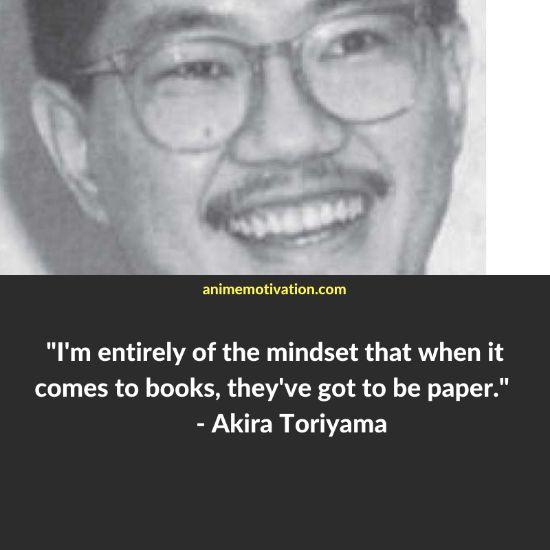 akira toriyama quotes 10