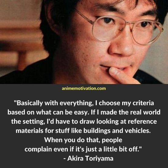 akira toriyama quotes 11
