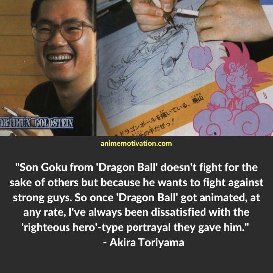 akira toriyama quotes 12