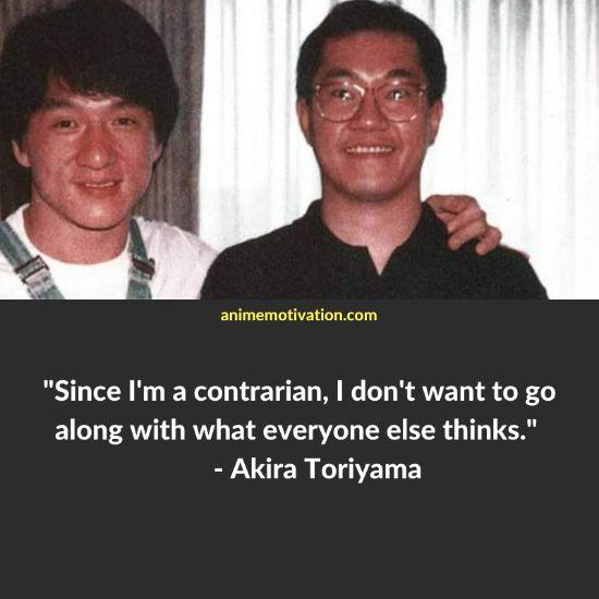akira toriyama quotes 15