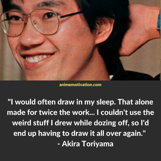 akira toriyama quotes 20