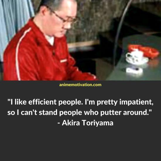 akira toriyama quotes 21