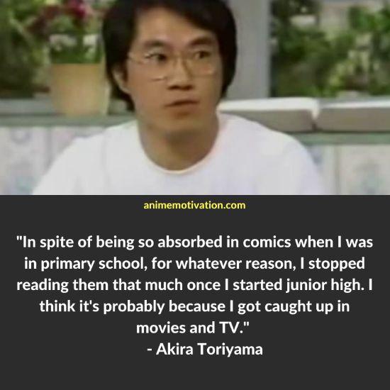 akira toriyama quotes 23