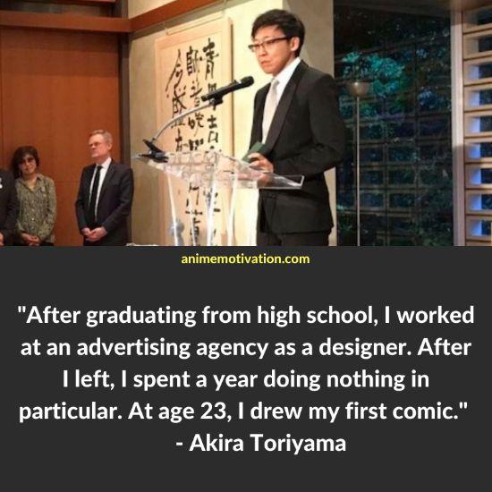 akira toriyama quotes 9