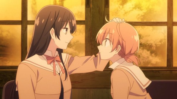 bloom into you lesbians