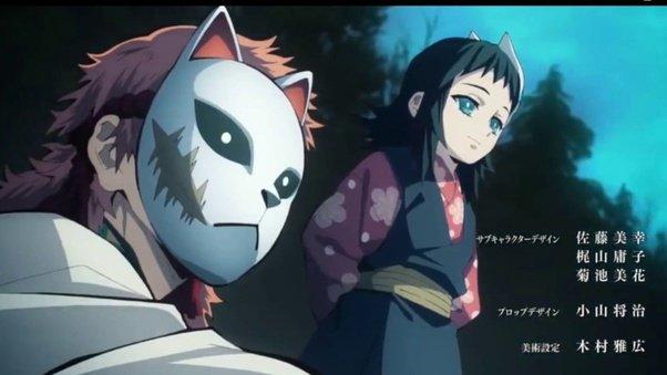 demon slayer kimetsu characters