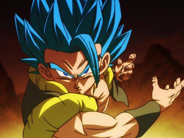 gogeta db super blue