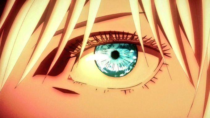 gojo eyes
