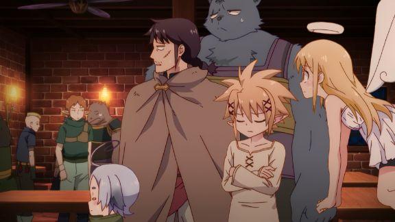 ishuzoku reviewers ecchi anime series