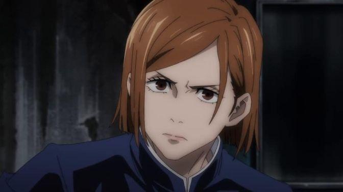 kugisaki jujutsu kaisen episode 3