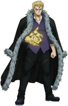 laxus dreyar anime swag