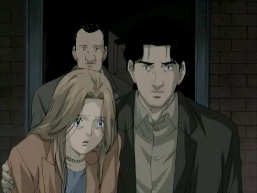 monster anime kenzo anna detective