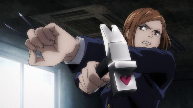 nobara kugisaki hammer