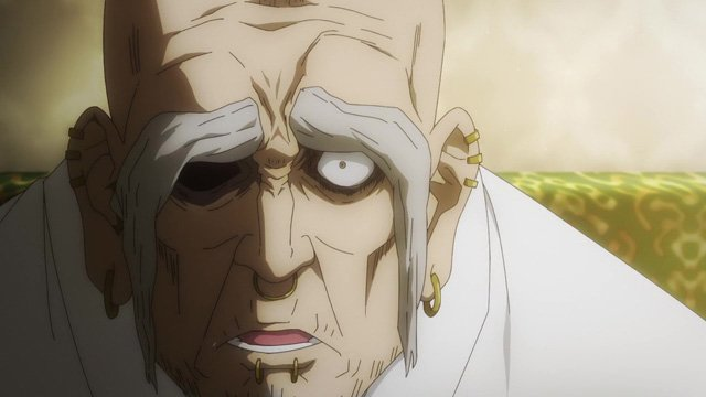 old man jjk anime