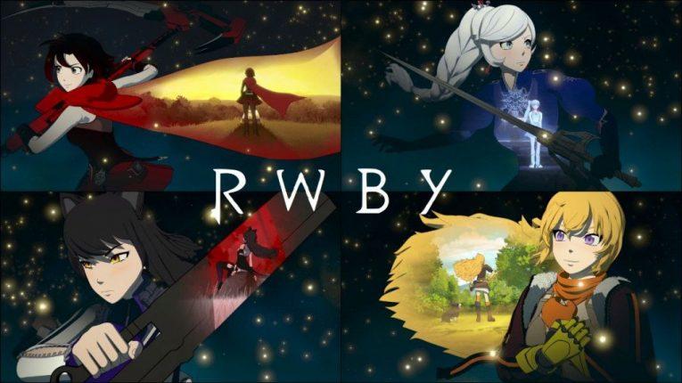 rwby anime wallpaper
