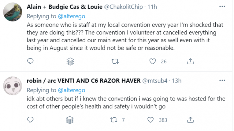 sacanime outrage twitter
