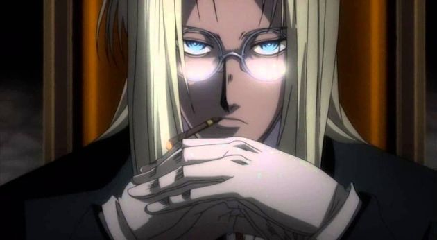 sir integra fairbrook hellsing