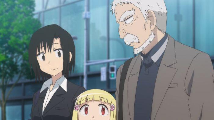 Alice And Zouroku trio 1
