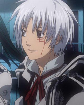 Allen Walker character anime