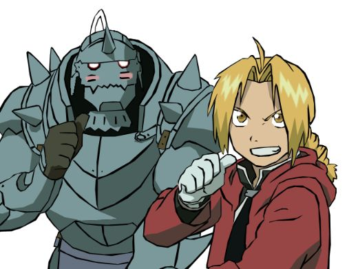 Edward Alphonse Elric from FMA 1