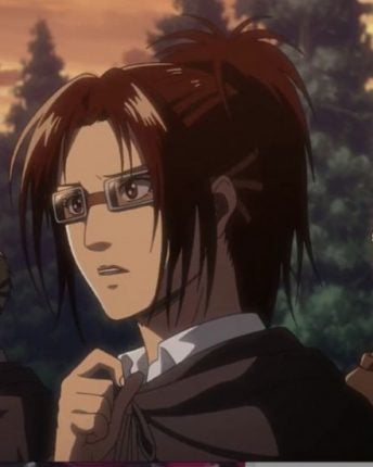 Hange Zoe glasses