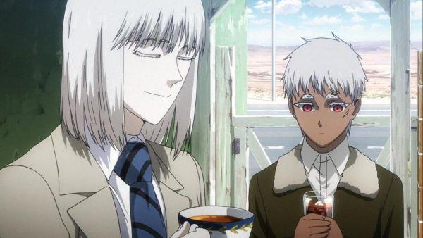 Jormungand tea and drink