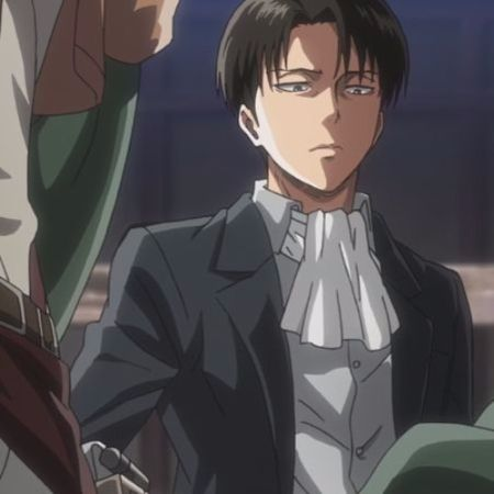 Levi Ackerman suit
