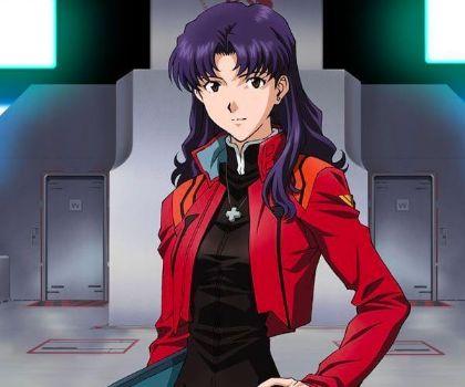Misato Katsuragi nge