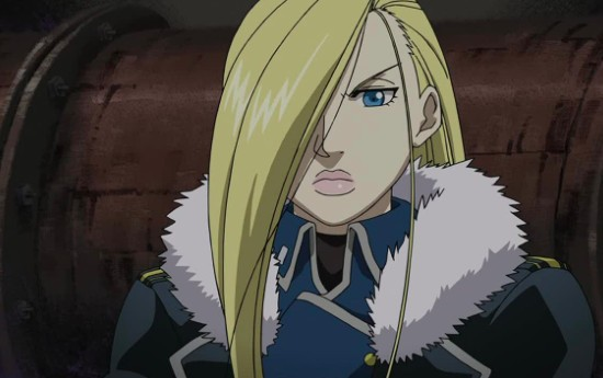 Olivier Mira Armstrong fma