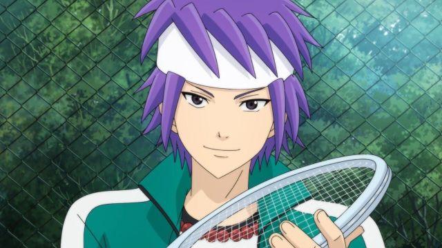 Toritsuka Reita tennis