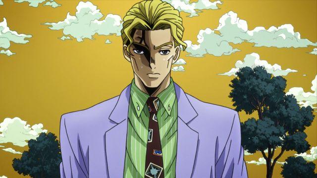 Yoshikage Kira jojo